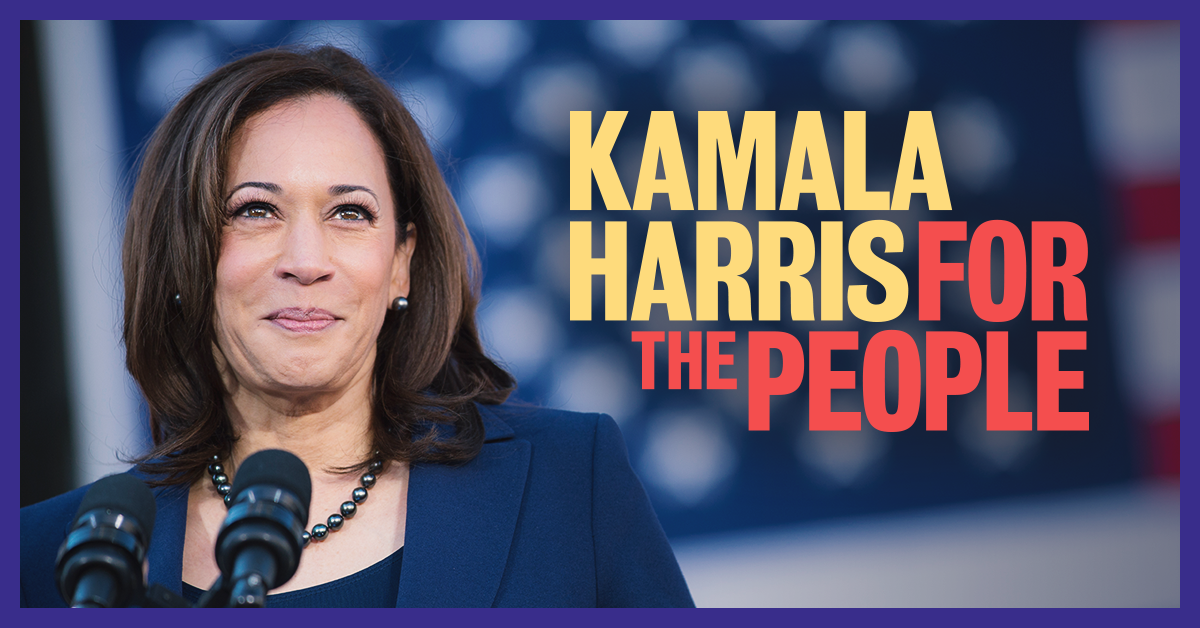 A Climate Plan For The People | Full Policy | Kamala Harris For ...