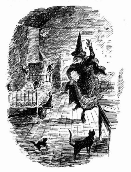 Babel Halloween 2020 Halloween 2020   14 In A Series   Witches Whimsical From Power Of